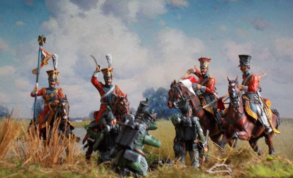 CAMPAGNE DE BELGIQUE : 1815
