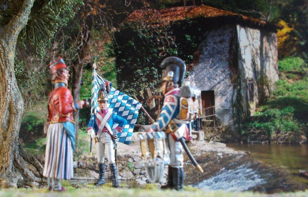 LA BAVIERE au service de l'empereur....1805-1813
