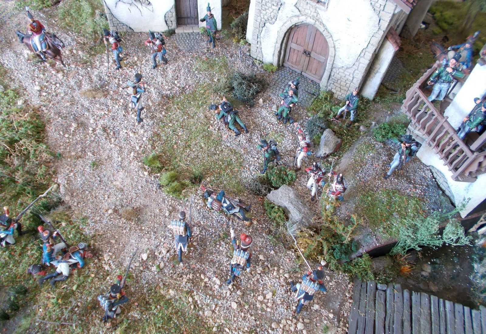 BATAILLE d'ALBUERA : mai 1811