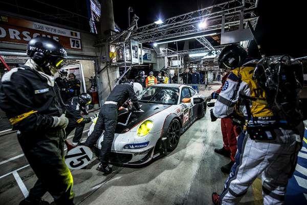 24 H Le Mans, ProSpeed Competition atteint l'objectif