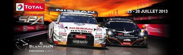 BES 24H Spa : Fortec Motorsports au complet