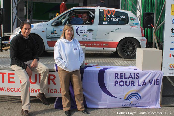 BFO-BRC-East Belgian Rally : Relais pour la Vie !