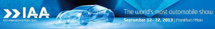 Francfort : Infiniti Q30 Concept