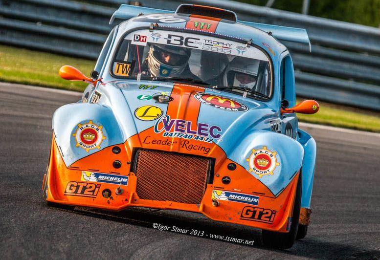 European Be Trophy 2013 : Impressionnante moisson de titres pour Leader Racing