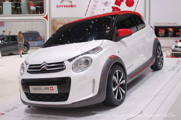 Genève : Citroën C1