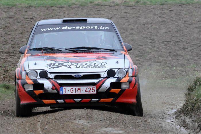 Rallye de Hannut : plus de 120 engagés alors que Stéveny rejoint Hansen en WRC !