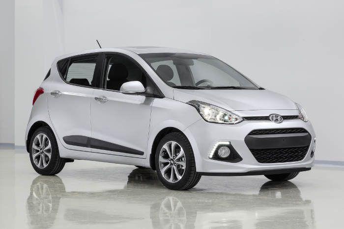 Hyundai : valeur résiduelle très concurrentielle de i10