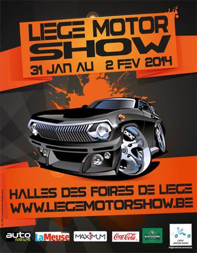 Liège Motor Show