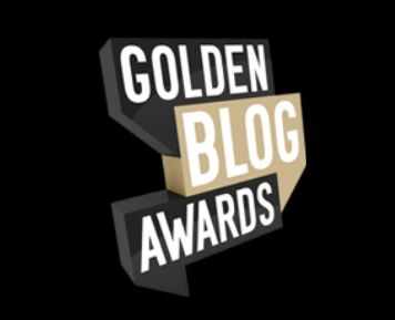 #GoldenBlogAwards - Le Blog Officiel de Mimie y participe !