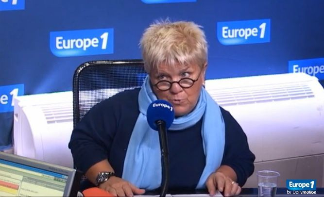 ©Europe1 / Dailymotion (Capture d'écran)