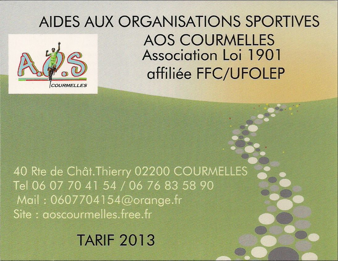 Aide aux Organisations Sportives