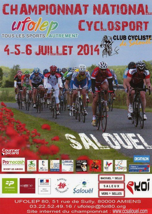 Championnat National de SALOUËL 2014