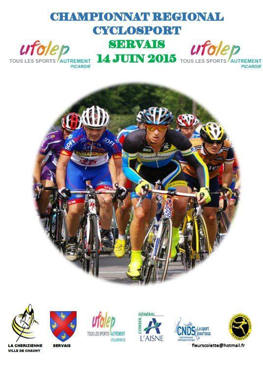 Circulaire du Championnat Régional Cyclosport UFOLEP 2015