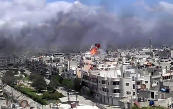PCF : &quot&#x3B;Bombarder la Syrie serait ajouter la guerre à la guerre&quot&#x3B;