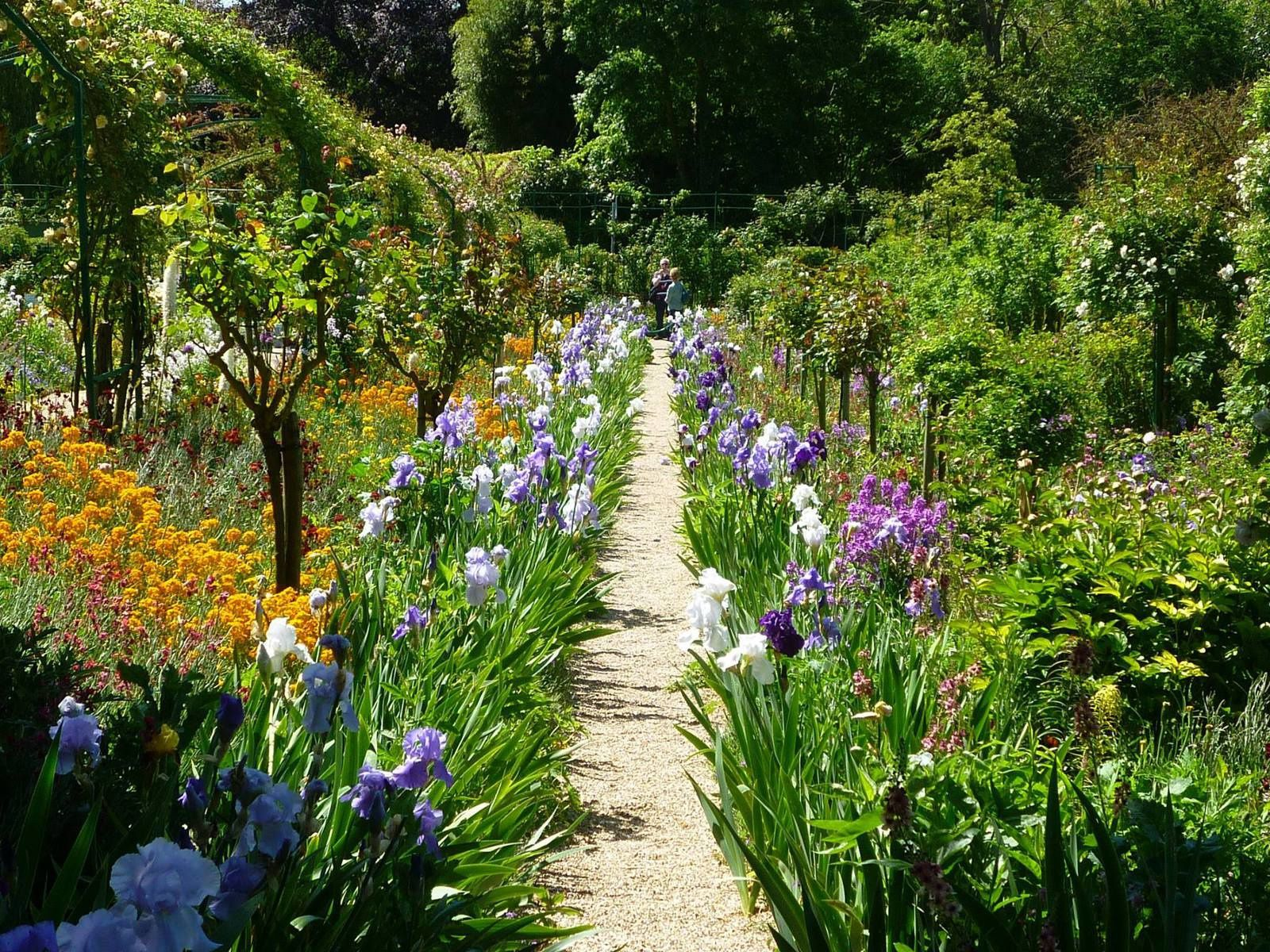VISITE A GIVERNY….