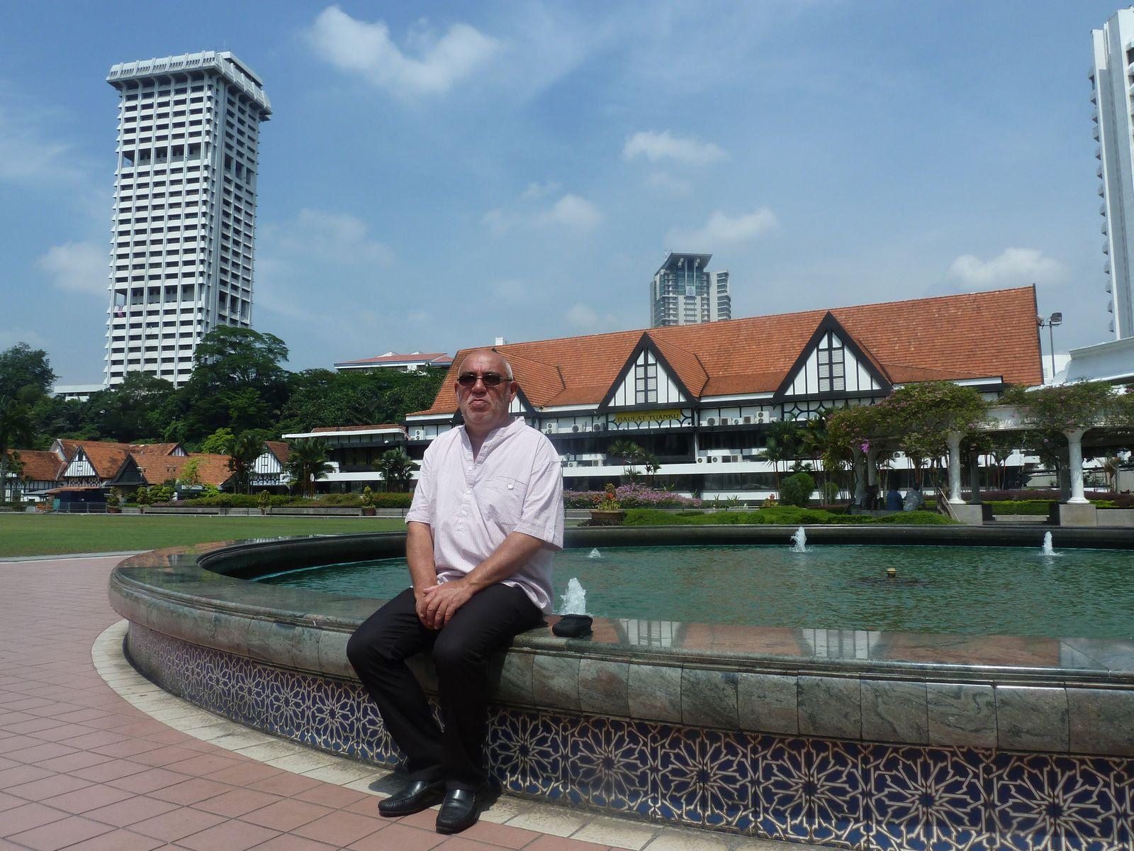 Crédit photographique Philippe Poisson - Kuala Lumpur ( capitale de la Malaisie).