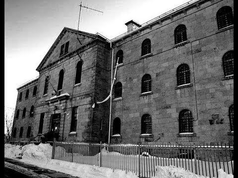 La prison Winter ancienne prison canadienne