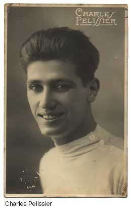 Charles Pélissier lors du Tour de France 1929
