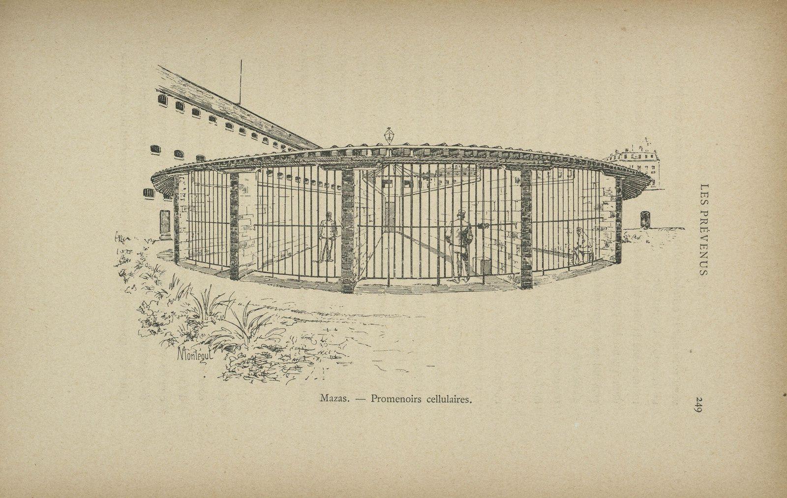 Du nom du colonel mort à la bataille d'Austerlitz (un de plus !) : La prison de Mazas