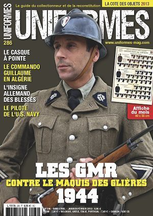 Uniformes n°286 jan/fév 2013 -