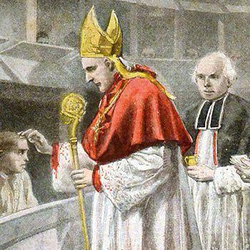 Confirmation dans la chapelle de la Petite-Roquette ...
