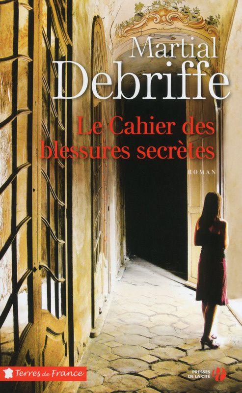 Le Cahier des blessures secrètes ( Terres de France)