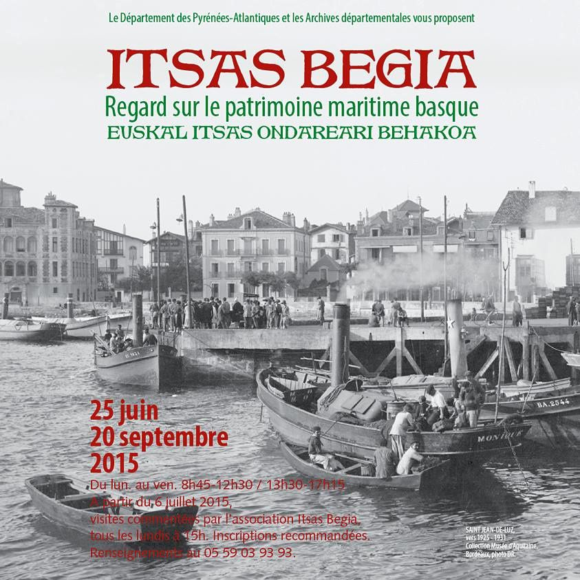 Regards sur le patrimoine maritime basque