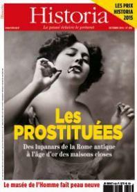 Les prostituées, des lupanars de la Rome antique à l'âge d'or des maisons closes
