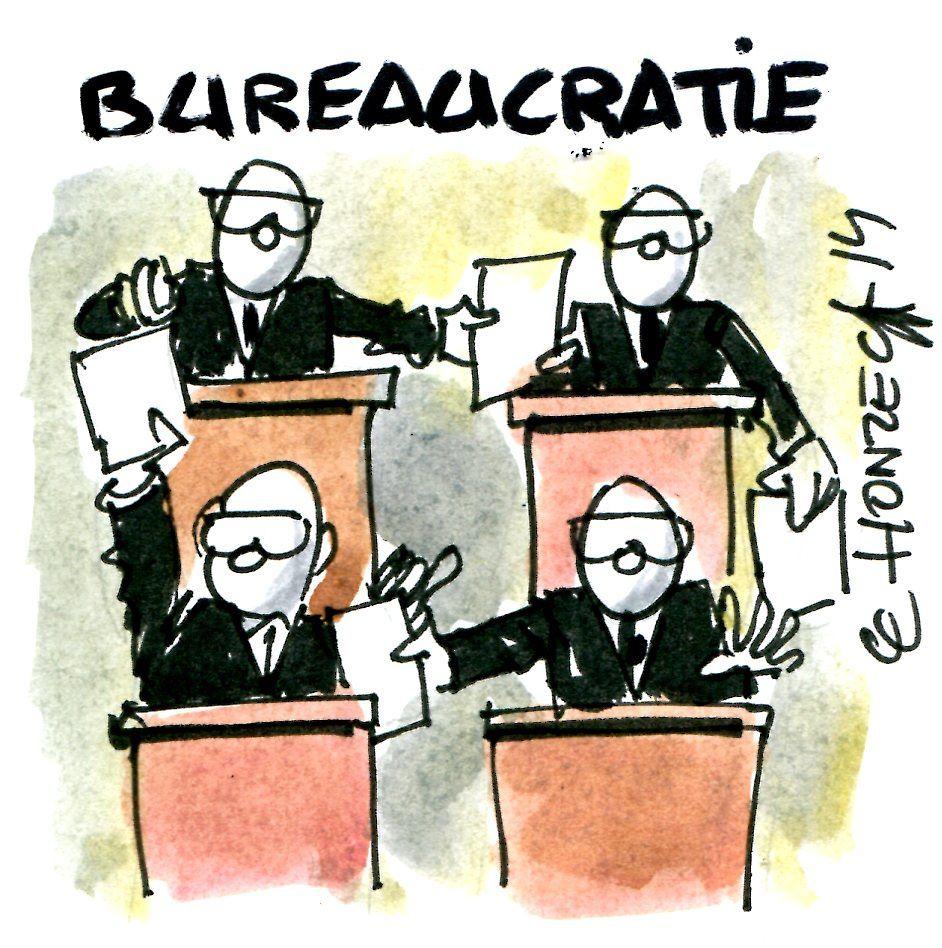 Bureaucratie, adhocratie, sociocratie et holacratie