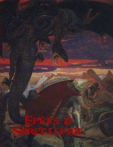 Une seconde édition pour &quot&#x3B;épées et sorcellerie&quot&#x3B;