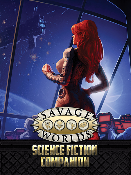 Science fiction companion dices everywhere des d s du for Bureau 13 savage worlds