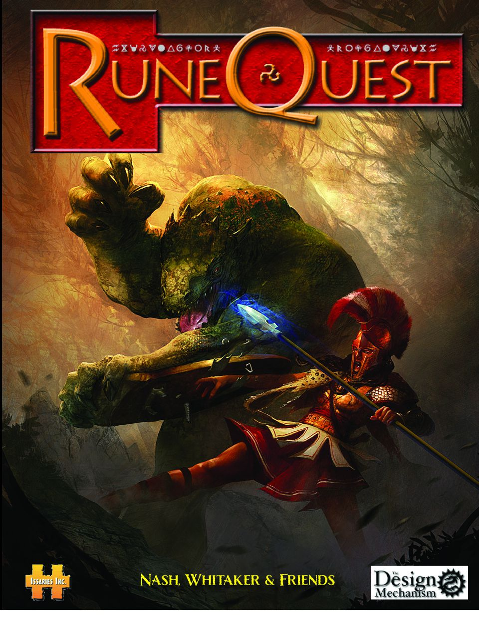 Runequest VI, le grand retour