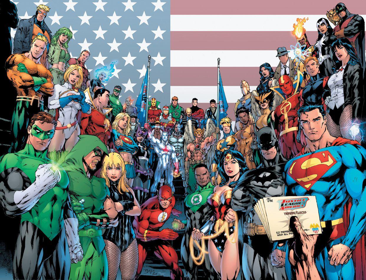 Writeups.org, des pnj comme s'il en pleuvait (DC Heroes)