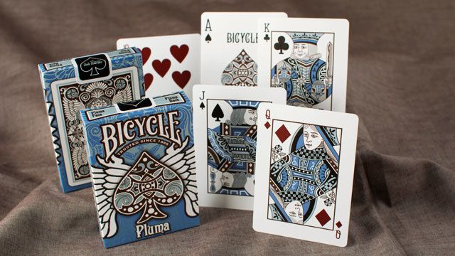 Bicycle Cards : des cartes pour le JdR