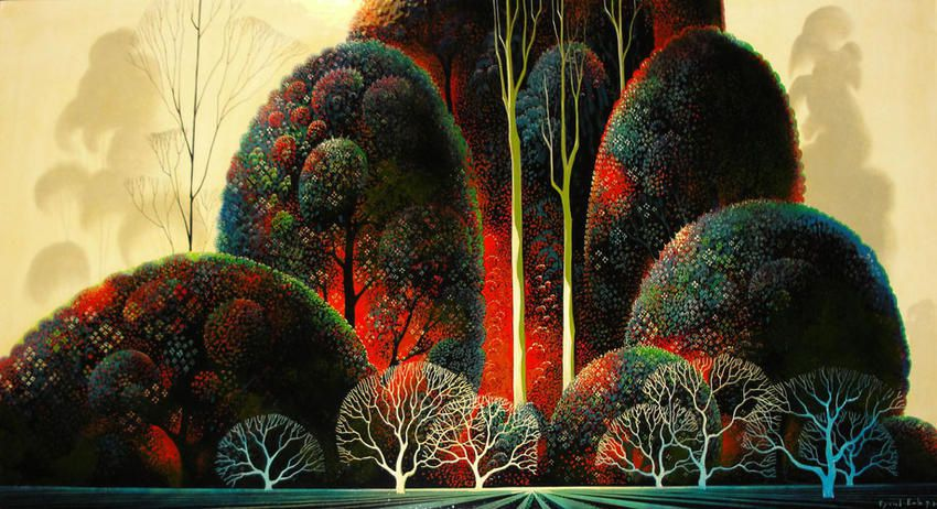 Eyvind EARLE (1916-2000)