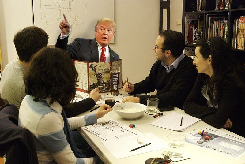 Fear the Dungeon Master...