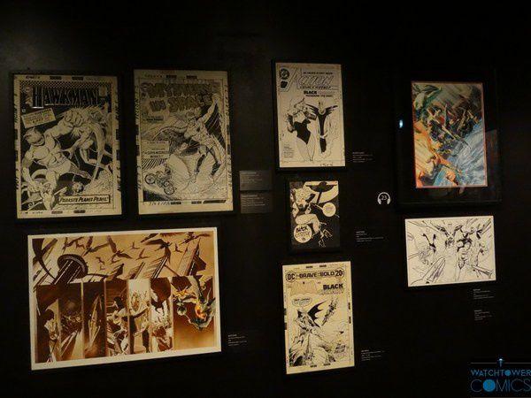 Les Super Héros au musée II, le retour !