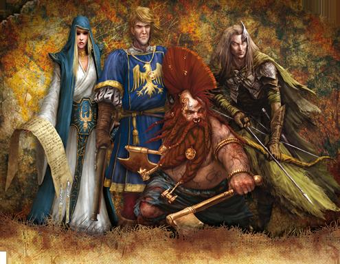 Warhammer JdR, le grand retour (2017-2018)