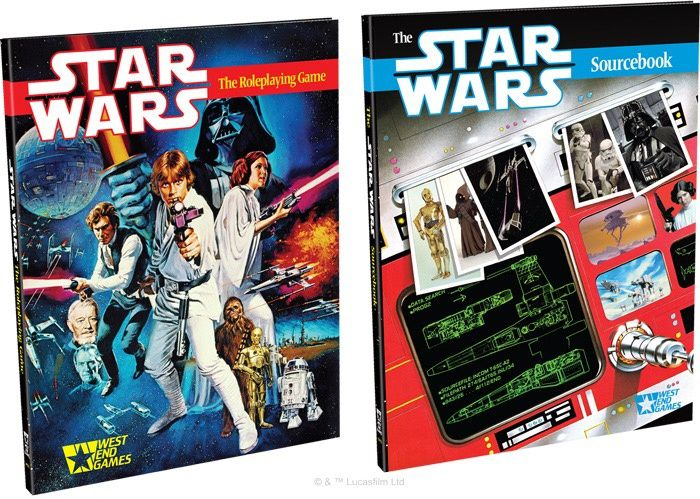 Star Wars (D6) RPG, le Grand Retour