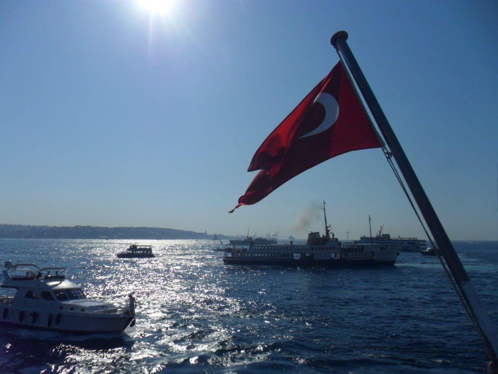 Pourquoi j'aime Istanbul...