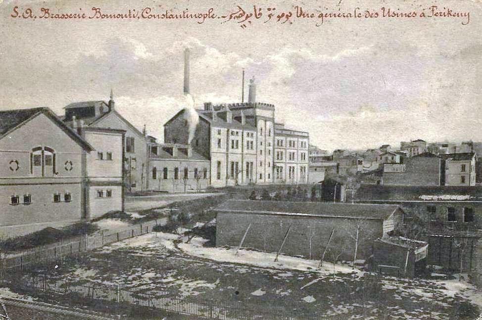 Istanbul : La résurrection de la fabrique de bière de Bomonti