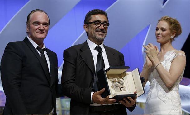 Cannes : La Palme d'Or 2014 pour le réalisateur turc Nuri Bilge Ceylan