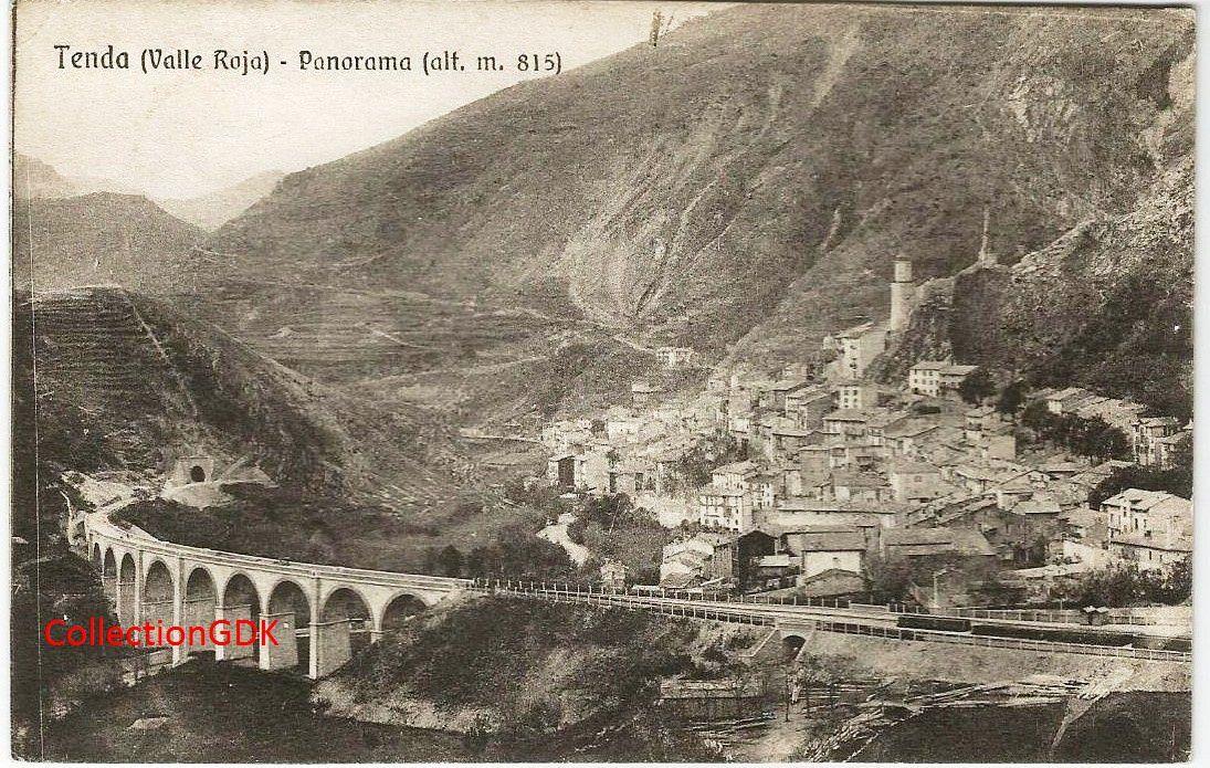 Tende en 1921