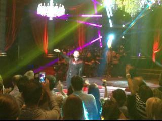 Istanbul : sept concerts de Tarkan en septembre 2014