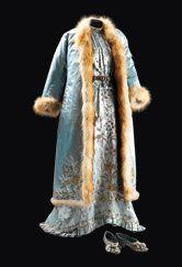 Une robe Bindalli d'origine, sur le site du Musée de Sadberk Hanim à Sariyer.