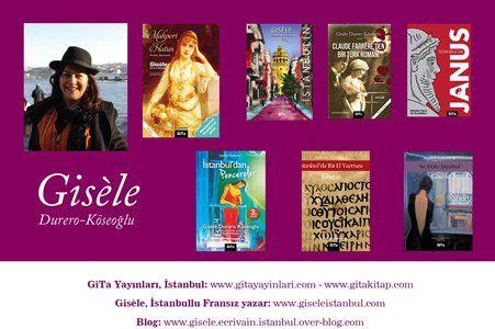 Gisèle Durero-Köseoğlu:Tüyap Kitap Fuarı 2015, Imza  Günleri