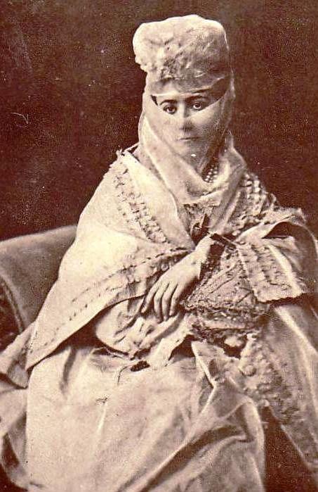 Istanbul d'antan : belles dames ottomanes