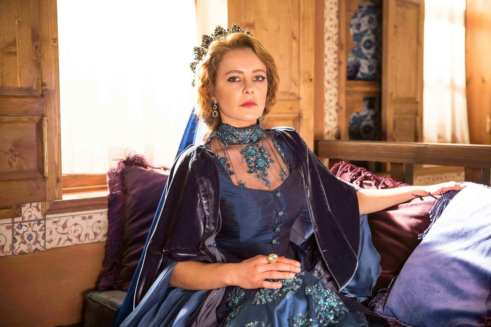 Série « Le Siècle magnifique, Kosem » : costumes des sultanes
