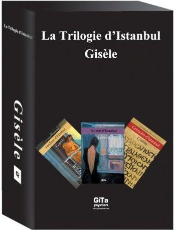 Livres sur Istanbul de Gisèle Durero-Koseoglu