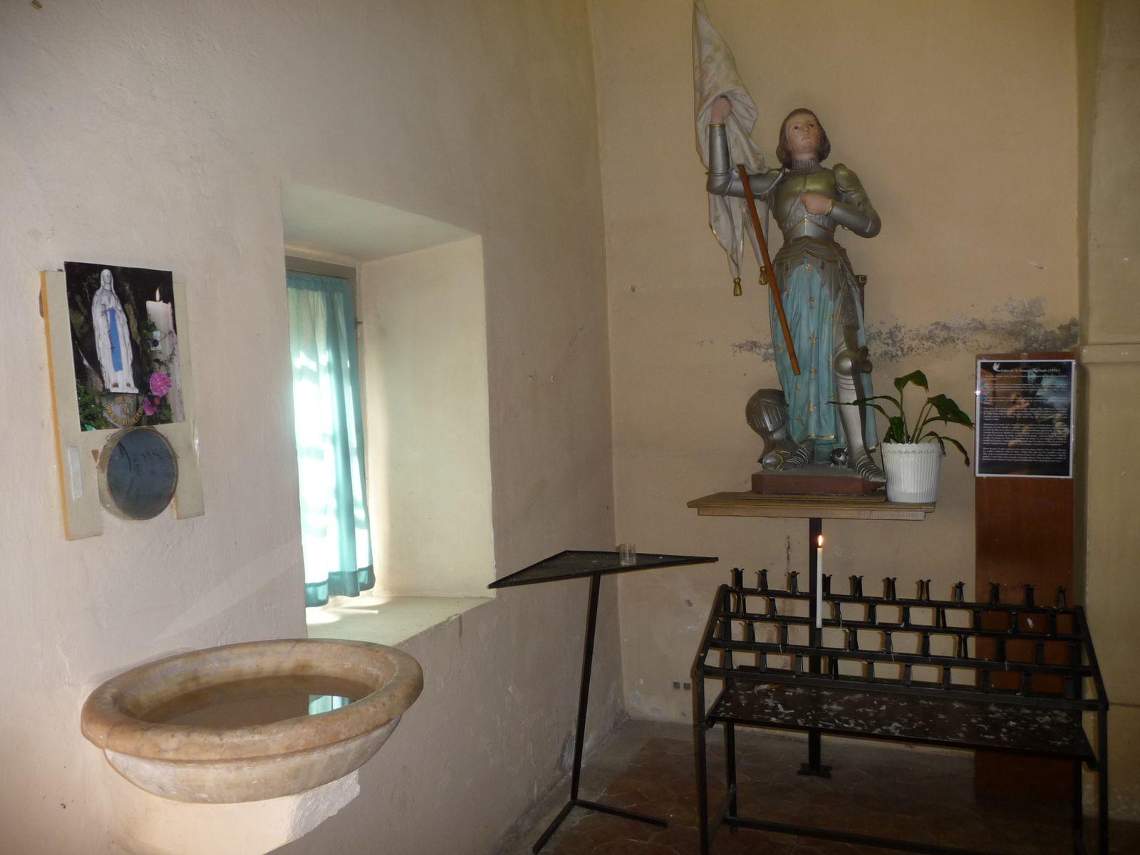 BORMES LES MIMOSAS ! la chapelle St François